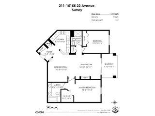 "Photo 32: 211 15155 22 Avenue in Surrey: Sunnyside Park Surrey Condo for sale in ""Villa Pacific"" (South Surrey White Rock)  : MLS®# R2559563"