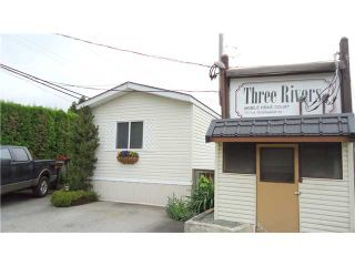 """Photo 2: 30 39768 GOVERNMENT Road in Squamish: Northyards Manufactured Home for sale in """"THREE RIVERS MOBILE HOME PARK"""" : MLS®# V1124602"""