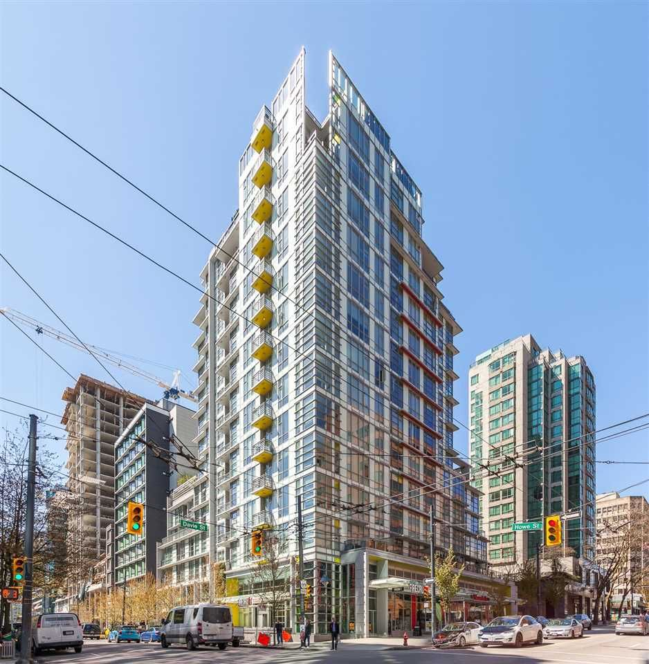 Main Photo: 403 1205 HOWE STREET in Vancouver: Downtown VW Condo for sale (Vancouver West)  : MLS®# R2448608