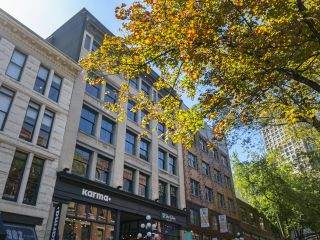 Photo 2: 402 310 WATER STREET in Vancouver: Downtown VW Condo for sale (Vancouver West)  : MLS®# R2501607
