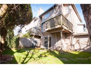"""Photo 17: 6 1195 FALCON Drive in Coquitlam: Eagle Ridge CQ Townhouse for sale in """"THE COURTYARDS"""" : MLS®# V1108276"""