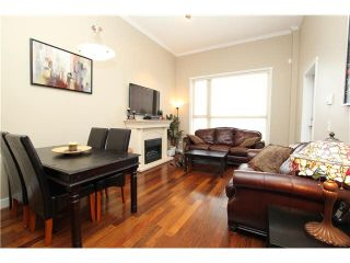 """Photo 1: 407 2627 SHAUGHNESSY Street in Port Coquitlam: Central Pt Coquitlam Condo for sale in """"VILLAGIO"""" : MLS®# V1076806"""