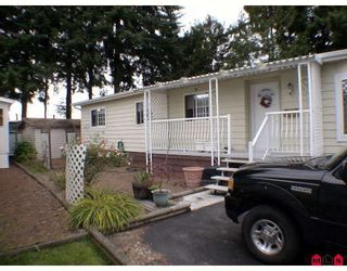 """Photo 21: 196 3665 244TH Street in Langley: Otter District Manufactured Home for sale in """"Langley Grove Estates"""" : MLS®# F2825786"""