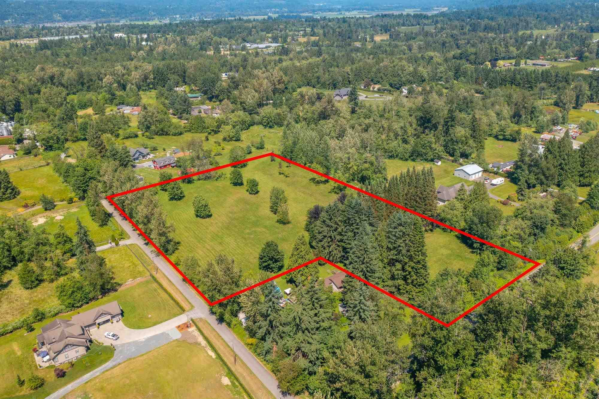 Main Photo: LT.2 260 STREET in Langley: County Line Glen Valley Land for sale : MLS®# R2596487