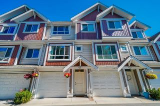 """Photo 1: 6 7298 199A Street in Langley: Willoughby Heights Townhouse for sale in """"York"""" : MLS®# R2602726"""