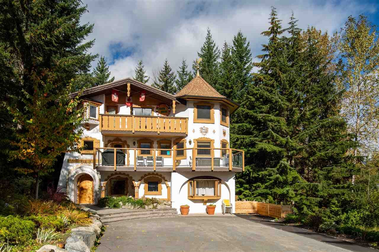 Main Photo: 7115 NESTERS Road in Whistler: Nesters Business with Property for sale : MLS®# C8034823