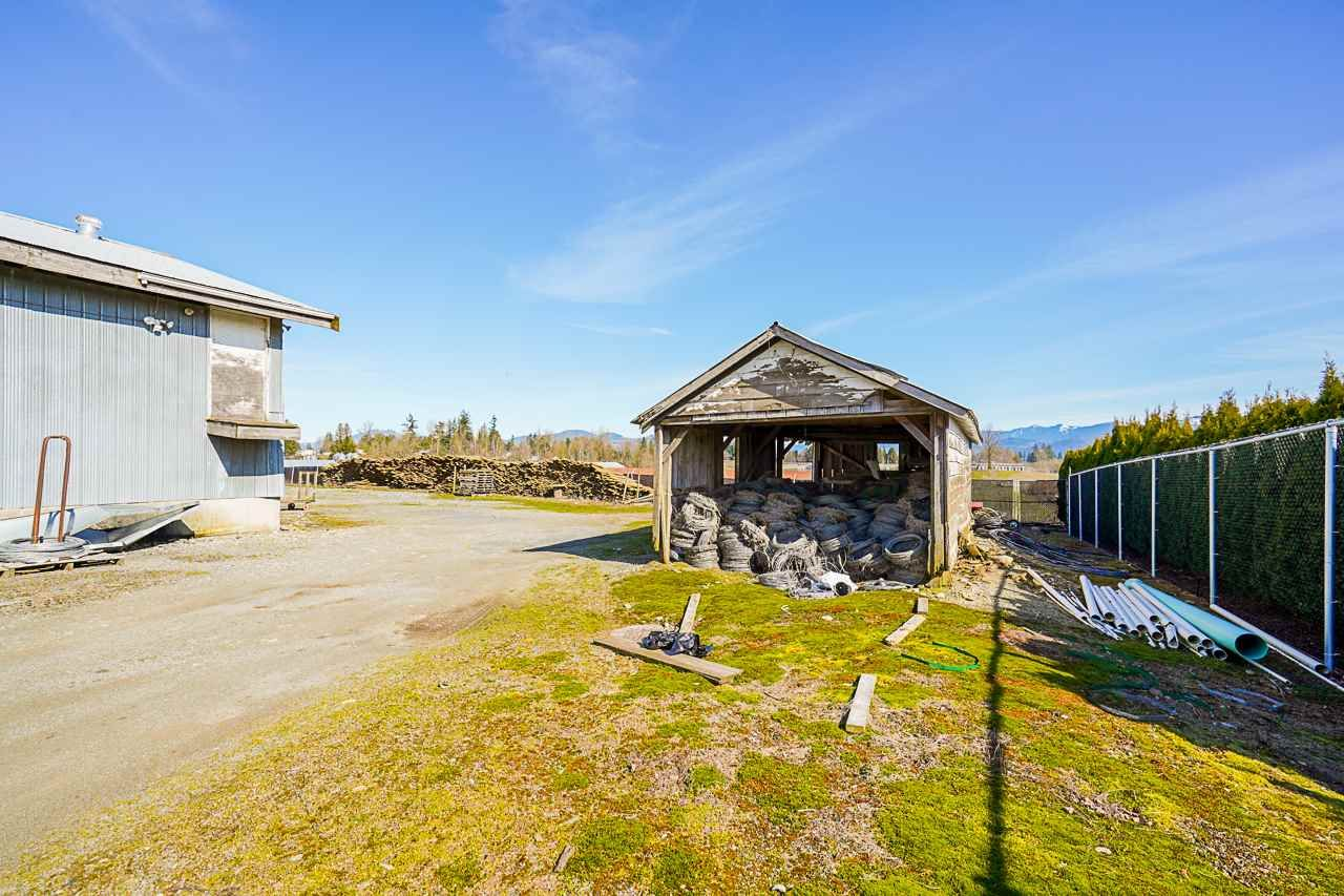 Photo 32: Photos: 1458 GLADWIN Road in Abbotsford: Poplar House for sale : MLS®# R2547303