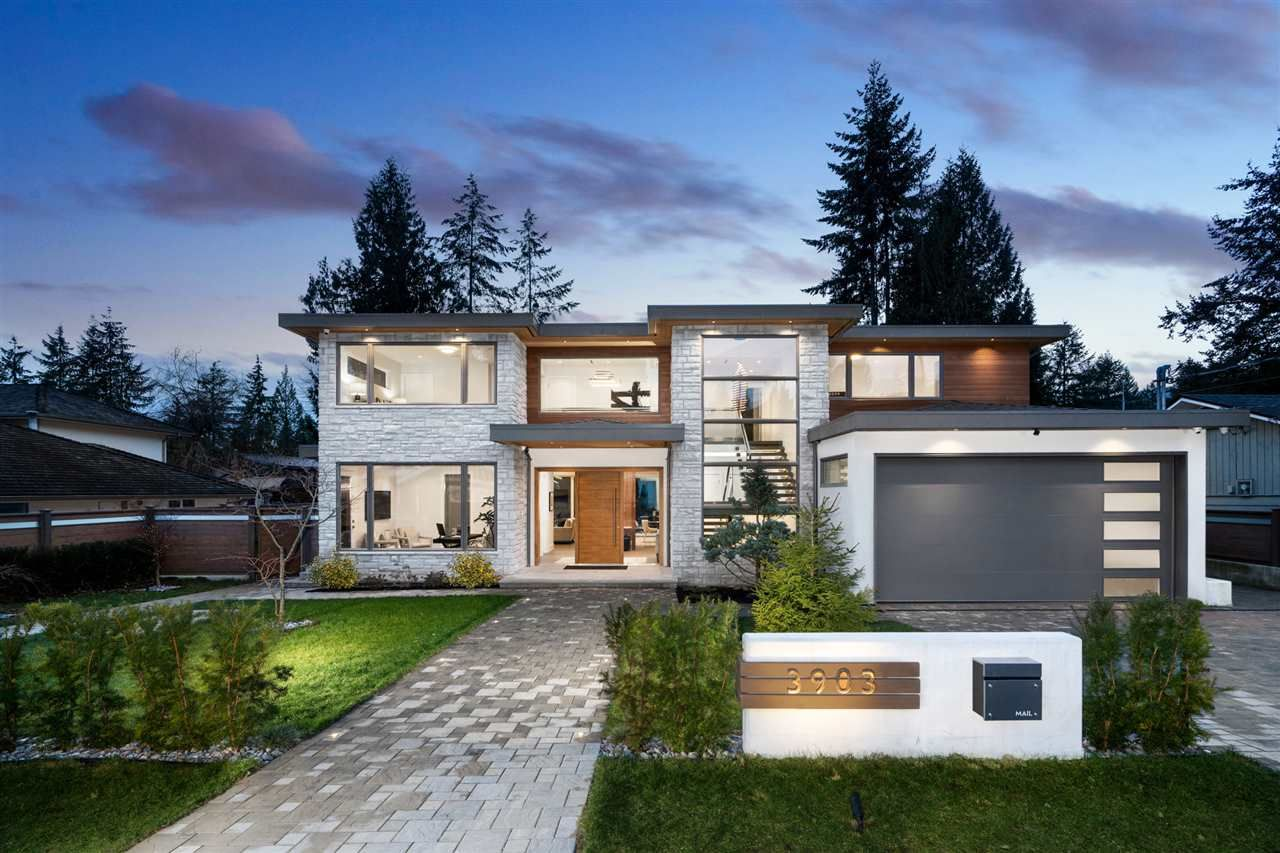 Main Photo: 3903 LORAINE Avenue in North Vancouver: Edgemont House for sale : MLS®# R2542179
