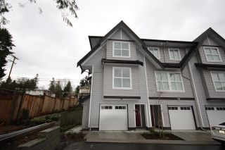 """Photo 2: 6 14450 68 Avenue in Surrey: East Newton Townhouse for sale in """"SPRING HEIGHTS"""" : MLS®# R2151954"""