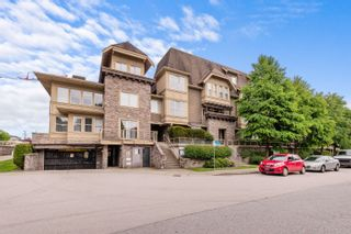 """Main Photo: 116 2108 ROWLAND Street in Port Coquitlam: Central Pt Coquitlam Townhouse for sale in """"AVIVA ON THE PARK"""" : MLS®# R2626626"""