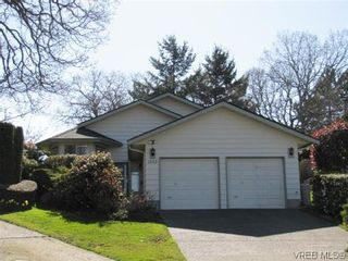 Photo 1: 1553 Marcola Pl in VICTORIA: SE Mt Doug House for sale (Saanich East)  : MLS®# 635437