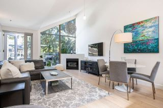 """Photo 3: 205 1871 MARINE Drive in West Vancouver: Ambleside Condo for sale in """"1875 Marine Drive"""" : MLS®# R2566236"""