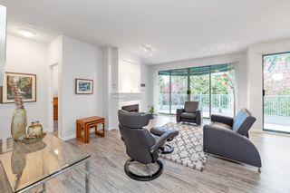 """Photo 1: 405 1705 MARTIN Drive in Surrey: White Rock Condo for sale in """"Southwynds"""" (South Surrey White Rock)  : MLS®# R2625485"""