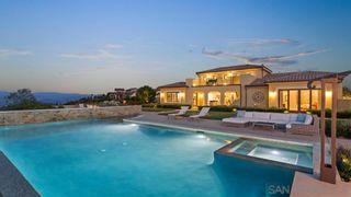Photo 1: RANCHO SANTA FE House for sale : 4 bedrooms : 8944 Via Rancho Cielo