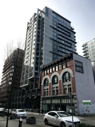 "Photo 1: 709 1133 HORNBY Street in Vancouver: Downtown VW Condo for sale in ""ADDITION"" (Vancouver West)  : MLS®# R2566606"