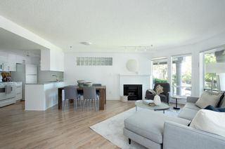 """Photo 4: 206 1988 MAPLE Street in Vancouver: Kitsilano Condo for sale in """"The Maples"""" (Vancouver West)  : MLS®# R2597512"""