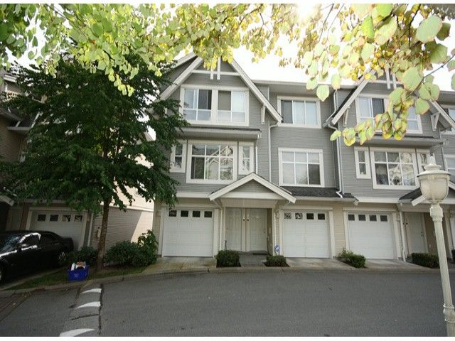 """Main Photo: 30 6450 199TH Street in Langley: Willoughby Heights Townhouse for sale in """"Logans Landing"""" : MLS®# F1321149"""
