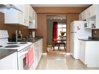 Photo 4: 17 2538 PITT RIVER Road in Port Coquitlam: Mary Hill Townhouse for sale : MLS®# V881869
