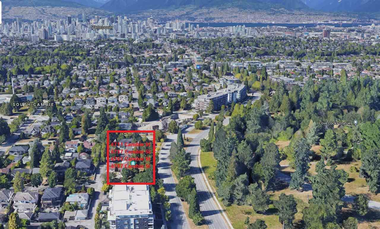 Main Photo: 4761 CAMBIE Street in Vancouver: Cambie House for sale (Vancouver West)  : MLS®# R2586920