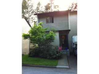 Photo 1: 101 2915 Norman Avenue in Coquitlam: Ranch Park Townhouse for sale : MLS®# V951002