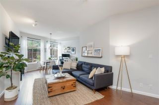 """Photo 2: 102 285 ROSS Drive in New Westminster: Fraserview NW Condo for sale in """"The Grove at Victoria Hill"""" : MLS®# R2554352"""