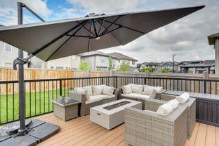 Photo 38: 15824 11 Avenue in Edmonton: Zone 56 House for sale : MLS®# E4248937