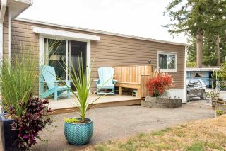 """Photo 17: 13 24330 FRASER Highway in Langley: Otter District Manufactured Home for sale in """"LANGLEY GROVE ESTATES"""" : MLS®# R2305095"""