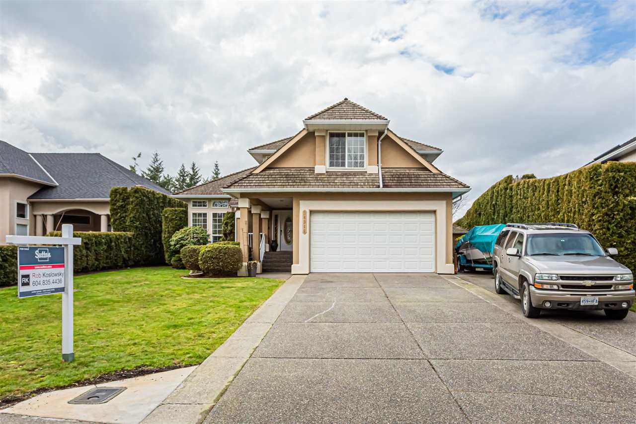 """Main Photo: 34918 EVERSON Place in Abbotsford: Abbotsford East House for sale in """"Everett Estates"""" : MLS®# R2436464"""