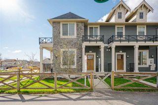 Photo 1: 7255 192 Street in Surrey: Clayton 1/2 Duplex for sale (Cloverdale)  : MLS®# R2555166