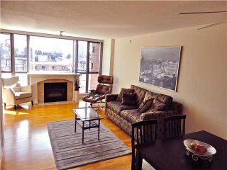 Photo 9: 607 1575 W 10TH Avenue in Vancouver: Fairview VW Condo for sale (Vancouver West)  : MLS®# V880961