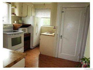 Photo 6: 150 Seven Oaks Avenue in Winnipeg: Scotia Heights Residential for sale (4D)  : MLS®# 1624290