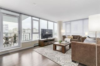 "Photo 3: 702 1887 CROWE Street in Vancouver: False Creek Condo for sale in ""PINNACLE LIVING"" (Vancouver West)  : MLS®# R2161379"