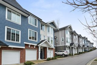 """Photo 2: 153 14833 61 Avenue in Surrey: Sullivan Station Townhouse for sale in """"ASHBURY HILL"""" : MLS®# R2234693"""