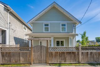 Main Photo: 4132 COMMERCIAL Street in Vancouver: Victoria VE 1/2 Duplex for sale (Vancouver East)  : MLS®# R2615850