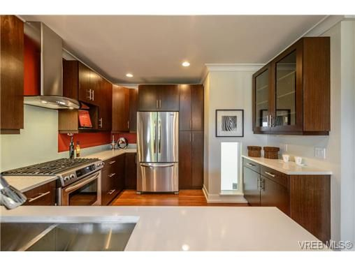 Main Photo: 4 6981 East Saanich Rd in VICTORIA: CS Island View Row/Townhouse for sale (Central Saanich)  : MLS®# 646562
