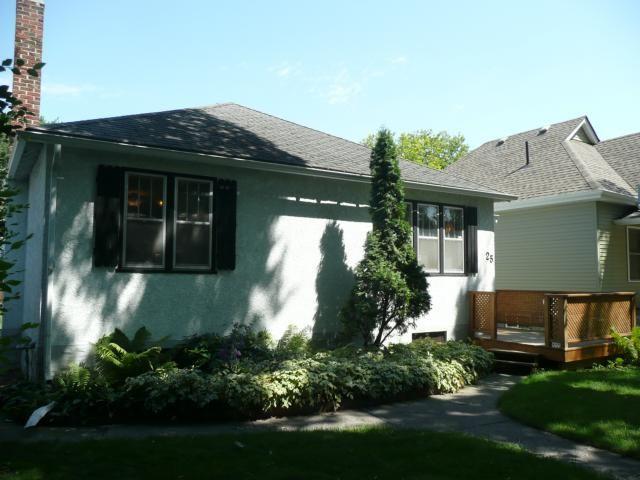 Main Photo: 25 Hart Avenue in WINNIPEG: East Kildonan Residential for sale (North East Winnipeg)  : MLS®# 1216083