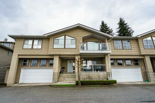 "Photo 1: 1136 CLERIHUE Road in Port Coquitlam: Citadel PQ Townhouse for sale in ""THE SUMMIT"" : MLS®# R2561408"