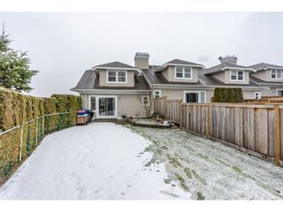 """Photo 19: 27 31501 UPPER MACLURE Road in Abbotsford: Abbotsford West Townhouse for sale in """"Maclure Walk"""" : MLS®# R2346484"""