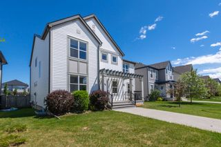 Photo 2: 60 COPPERPOND Road SE in Calgary: Copperfield Semi Detached for sale : MLS®# A1117009