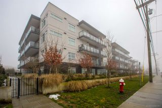 """Photo 1: 111 12070 227 Street in Maple Ridge: East Central Condo for sale in """"STATION ONE"""" : MLS®# R2230679"""