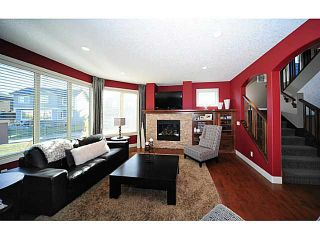 Photo 4: 373 EVERGREEN Circle SW in CALGARY: Shawnee Slps Evergreen Est Residential Detached Single Family for sale (Calgary)  : MLS®# C3543649