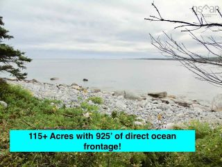 Photo 1: Stewart's Point Road in East Port L'Hebert: 406-Queens County Vacant Land for sale (South Shore)  : MLS®# 202124155