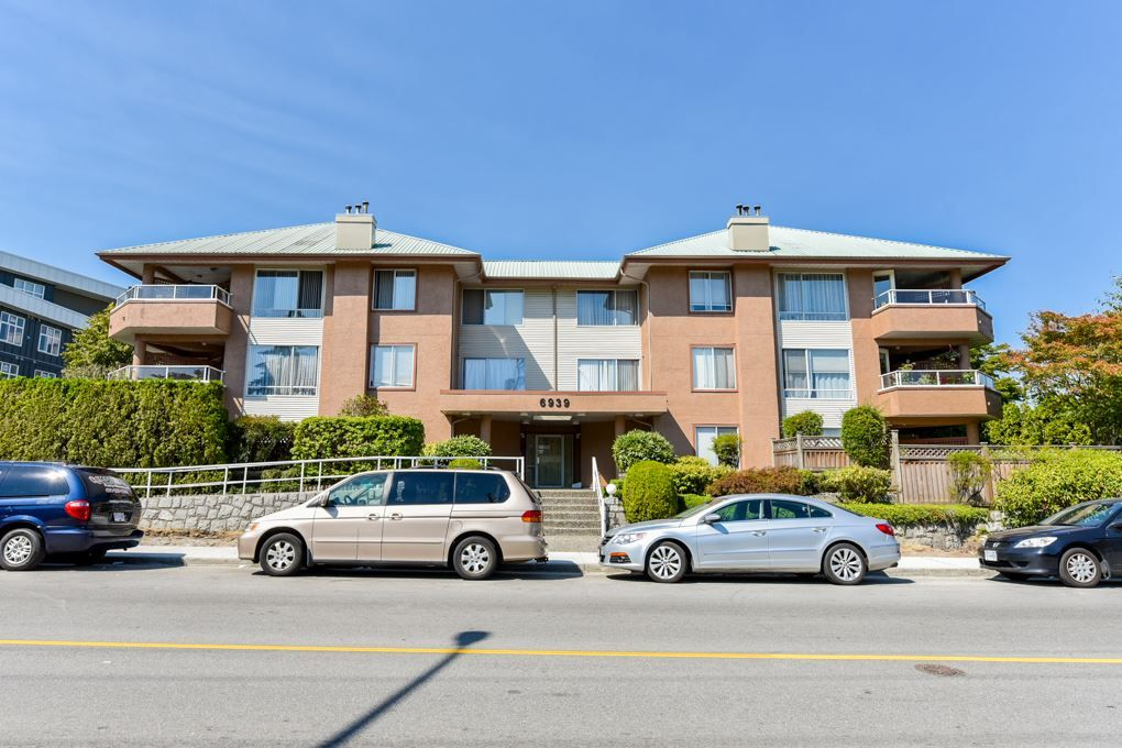 """Main Photo: 322 6939 GILLEY Avenue in Burnaby: Highgate Condo for sale in """"VENTURA PLACE"""" (Burnaby South)  : MLS®# R2330416"""
