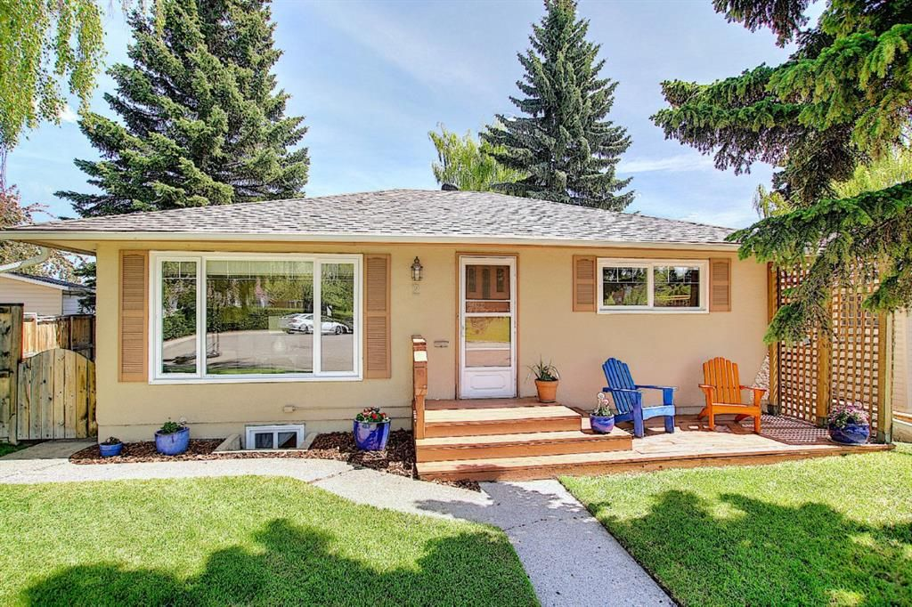 Main Photo: 2 Kelwood Crescent SW in Calgary: Glendale Detached for sale : MLS®# A1114771