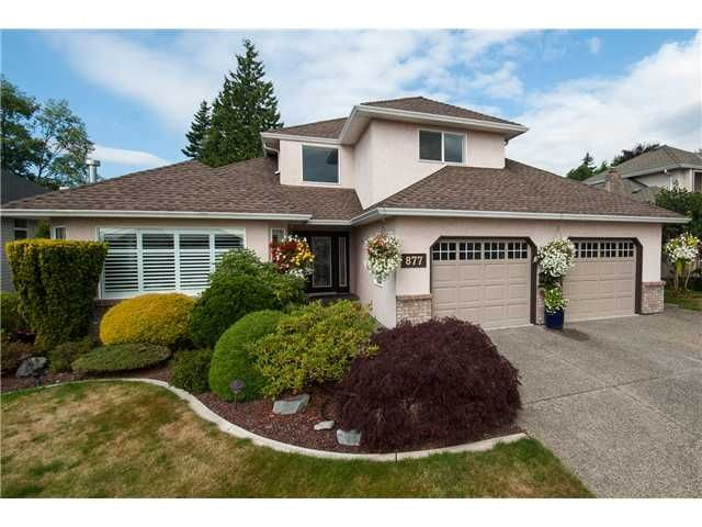 Main Photo: 877 165A ST in Surrey: King George Corridor House for sale (South Surrey White Rock)  : MLS®# F1319074