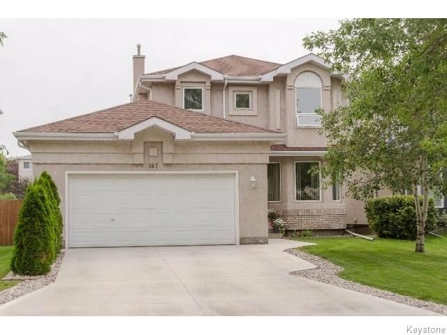 Main Photo: 167 Dawnville Drive in WINNIPEG: Transcona Residential for sale (North East Winnipeg)  : MLS®# 1519586