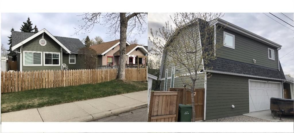 Main Photo: 7408 22A Street SE in Calgary: Ogden Detached for sale : MLS®# A1102661
