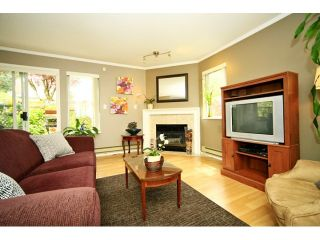 """Photo 7: 108 5565 BARKER Avenue in Burnaby: Central Park BS Condo for sale in """"BARKER PLACE"""" (Burnaby South)  : MLS®# V953563"""