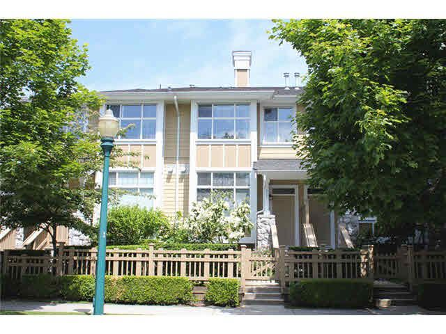 Main Photo: 957 W 59TH AVENUE in : South Cambie Townhouse for sale : MLS®# V1065457