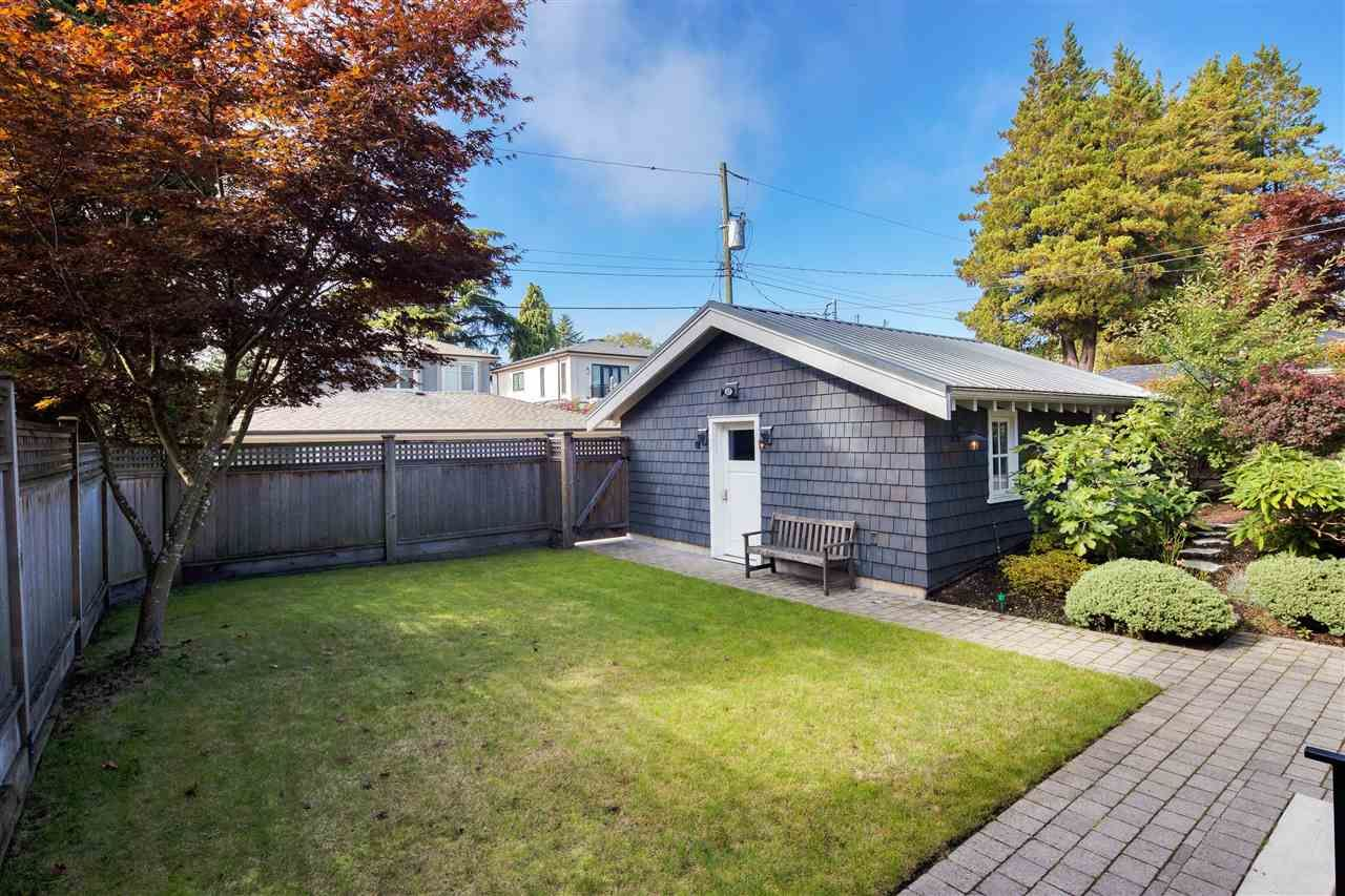 Photo 38: Photos: 7457 LABURNUM Street in Vancouver: S.W. Marine House for sale (Vancouver West)  : MLS®# R2507518